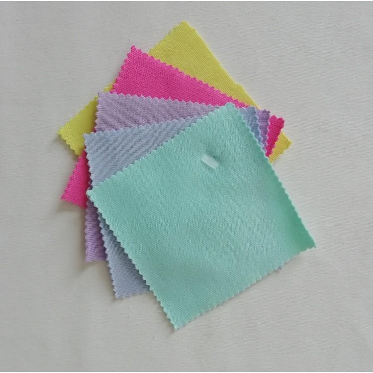 Sample Fleece Pastels Fabric