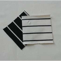 Sample Fleece Stripes Fabric
