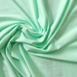 Jersey Mix Bamboo + Organic Cotton - Aqua Green (Super Jersey)