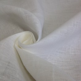 Linen 123gsm  White
