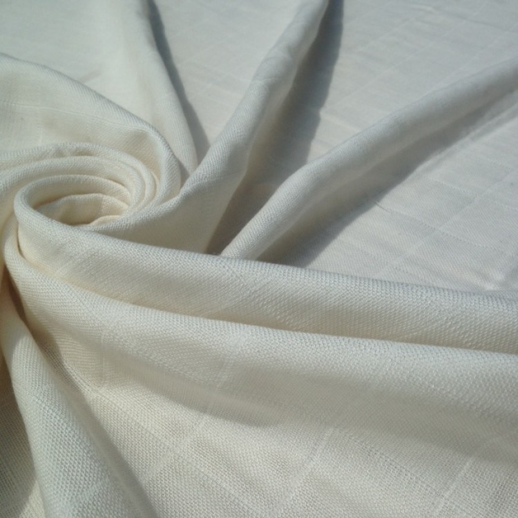 Doublecloth Gauze Large Square Bamboo and Organic Cotton