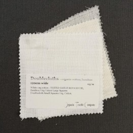 Doublecloth - Fabric Samples