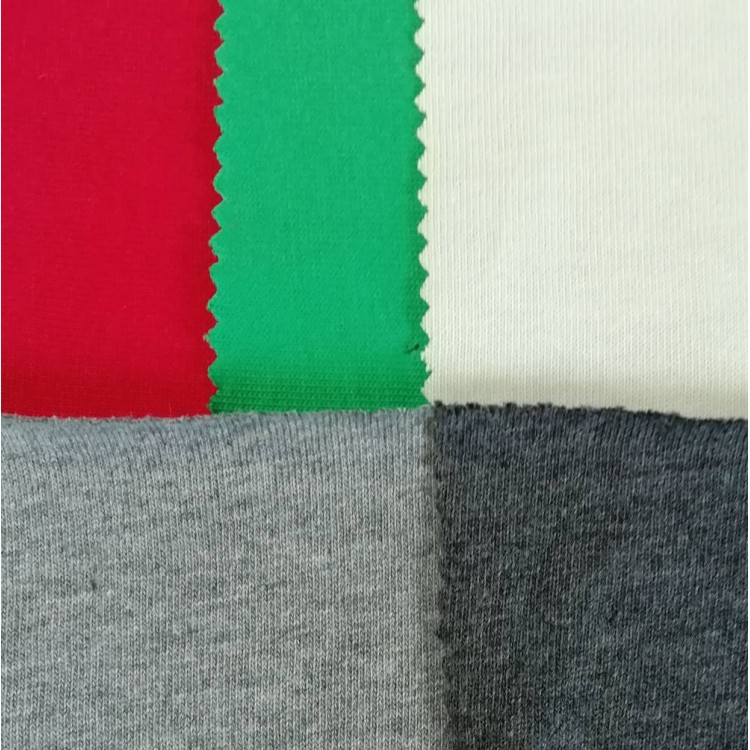 Samples Single Jersey Colours
