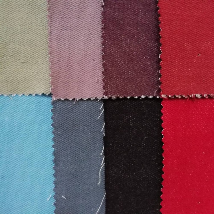 Samples Denim Colours