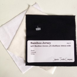 Bamboo Jersey - Fabric Samples