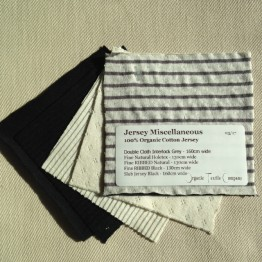 Jersey Miscellaneous - Fabric Samples