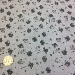 Crossweave X Scratch Funky Prints - Stone Seeds