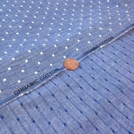 Crossweave Spot - Rich Blue