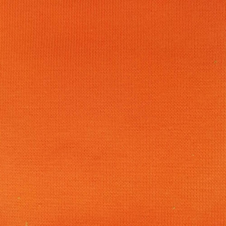 Jersey Rib Cuff Bright Orange