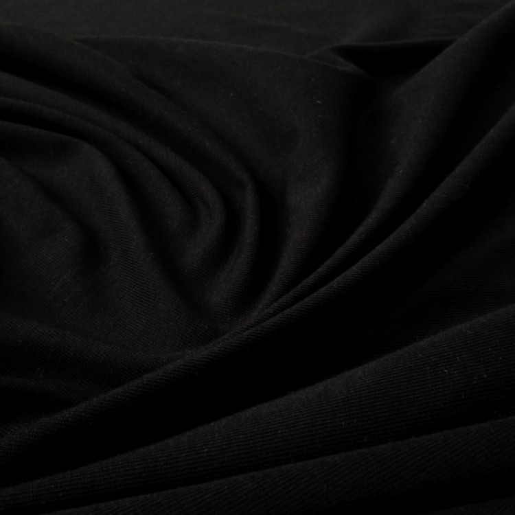 Single Jersey - Black