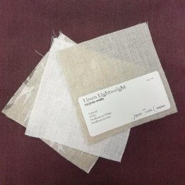 Linens - Fabric Samples