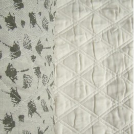Quilting Stone Seed/Pearl Crossweave