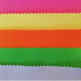 Jersey Rib Cuff Brights - Fabric Samples