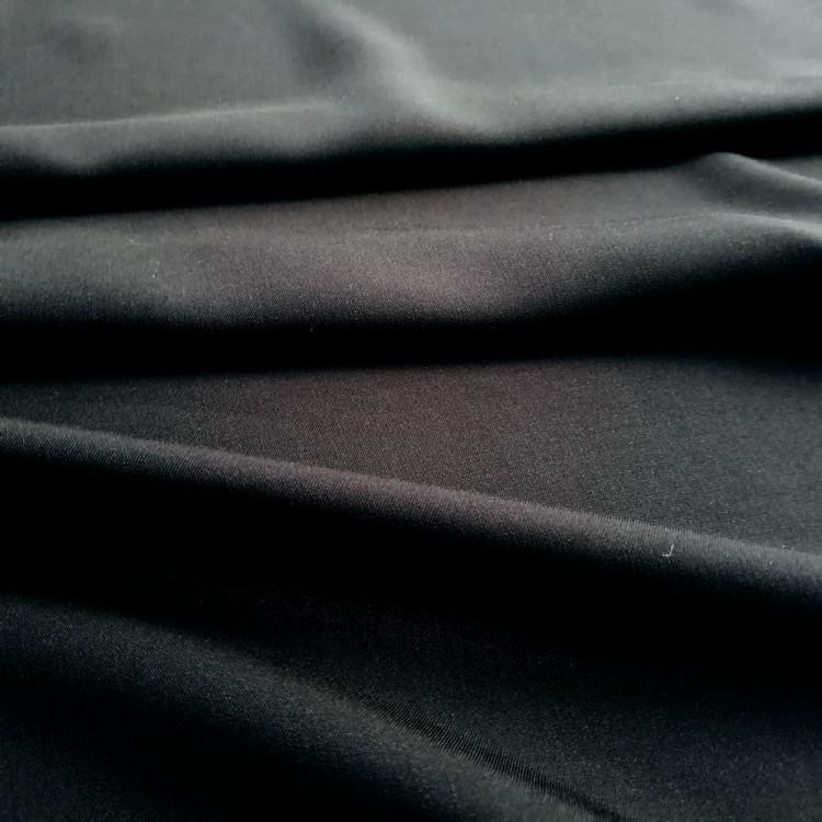 Bamboo MATT Finish Silk Black