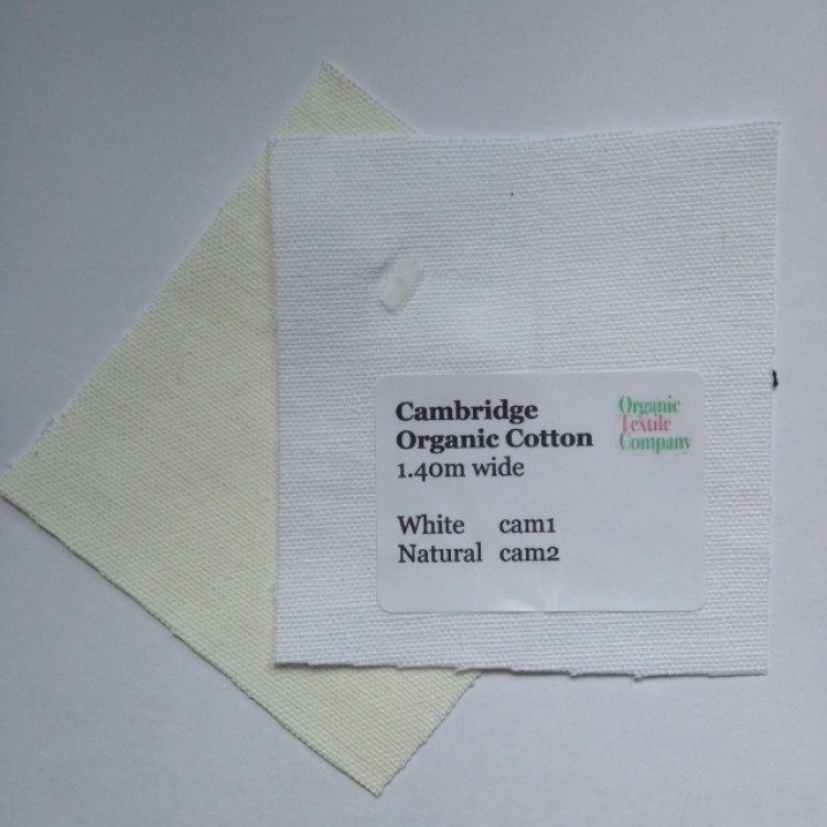 Cambridge Naturals - Fabric Samples