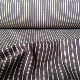 Crossweave - Stripe Brown