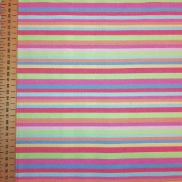 Crossweave - Stripe Multi Stripe