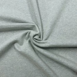 Fleece - Grey Melange (Grey marl)