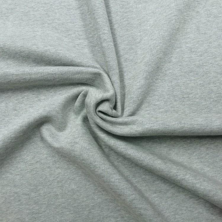 Fleece - Grey Melange (Grey marl)