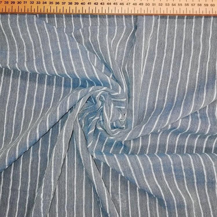 High Twist Blue Stripe
