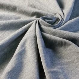 Single Jersey - Grey Marl