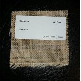 Hessian - Fabric Sample