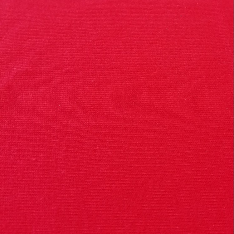 Single Jersey - Red