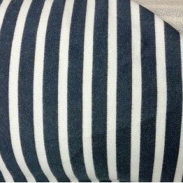 Fleece Limited Edition Loop Back Navy/Lighthouse Stripe