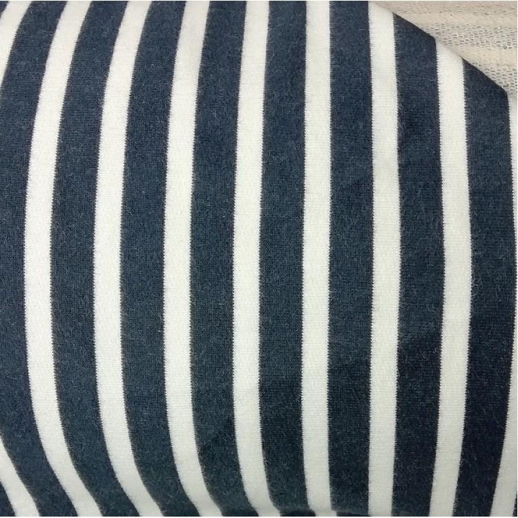 Fleece Limited Edition Loop Back Navy/Lighthouse Stripe