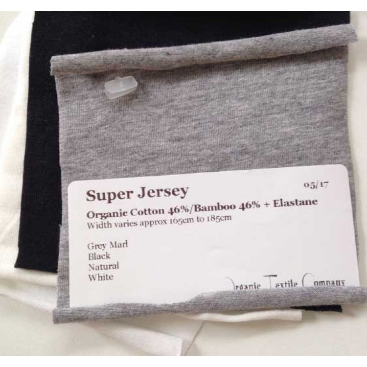 Super Jersey - Fabric Samples