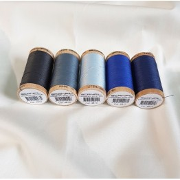 Thread - Pack Scanfil 300yds Stormy Skies