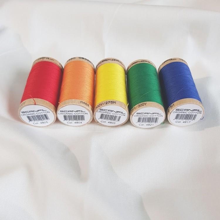 Thread - Pack Scanfil Brights