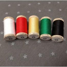 Thread - Pack Scanfil 300yds Festive Five
