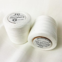 Thread White - Sewpure Tex 40 - 500M