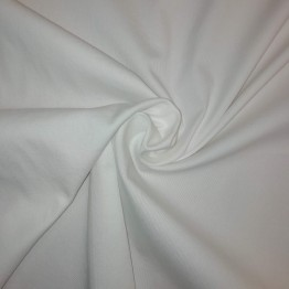 Twill Off White (PFP) with Lycra
