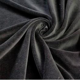 Velour Velvet Black
