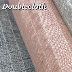 doublecloth organic cotton for swadding and muslin squares