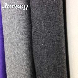 organic cotton jersey stretch fabric